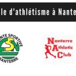 Ecole d'Athlétisme à Nanterre : Rapprochement de l'ESN et du NAC